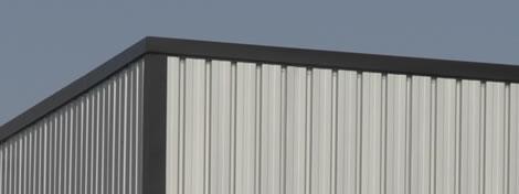 Construccion industrial cubiertas y cerramientos for Laminas vinilicas para paredes